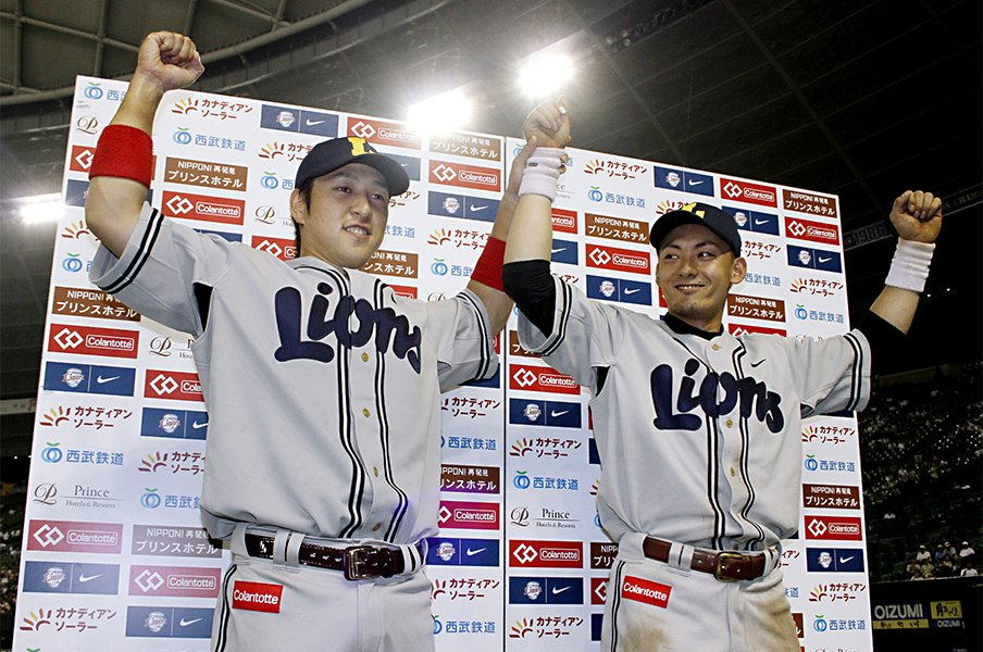 「ボロい」と言われた西武練習場と、栗山巧、中島裕之……若獅子の秘話。<Number Web> photograph by Kyodo News