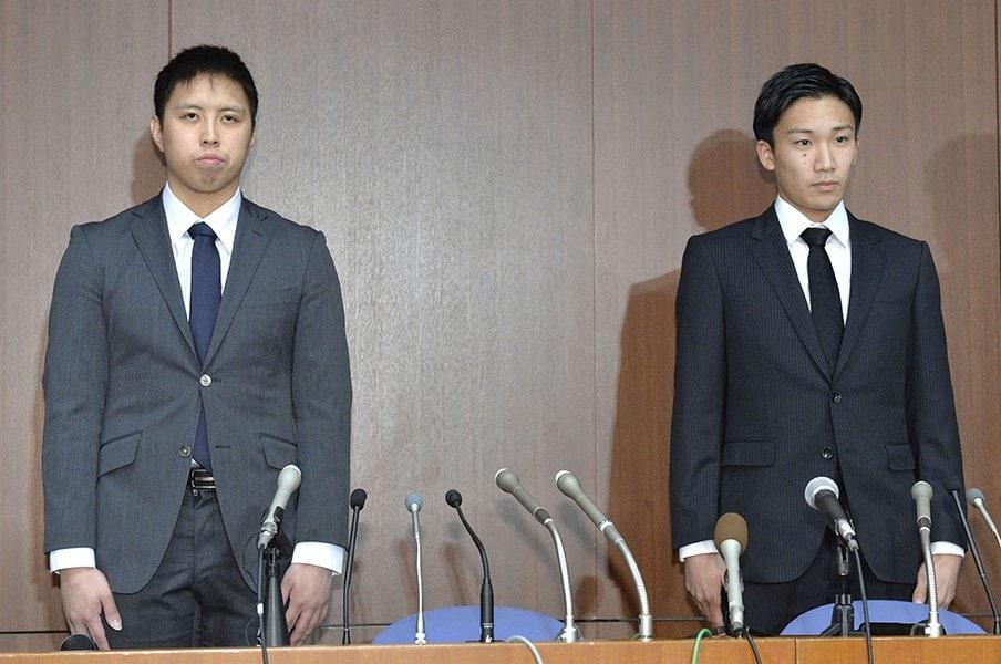 20歳の若者、そして国の代表選手。桃田の「判断力」を改めて考える。<Number Web> photograph by Kyodo News