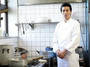 """日本代表専属シェフ・西芳照。厨房から見た""""もう一つのW杯""""。"""