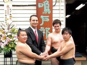 鳴戸親方が念願の部屋開き。欧州出身力士では初の師匠に。~大相撲の真の国際化はここから始まる~