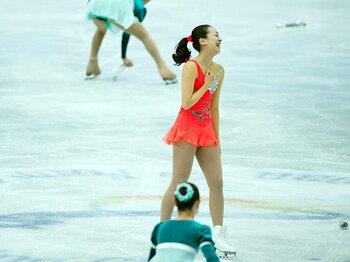"""""""軽い""""3回転半を武器に、浅田真央は新ステージへ。~大技を2年ぶりに取り戻せた理由~<Number Web> photograph by Asami Enomoto"""