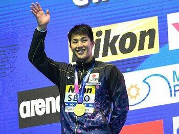 瀬戸大也が世界水泳で証明したもの。リオ五輪の「銅」から始まった進化。<Number Web> photograph by Hiroyuki Nakamura