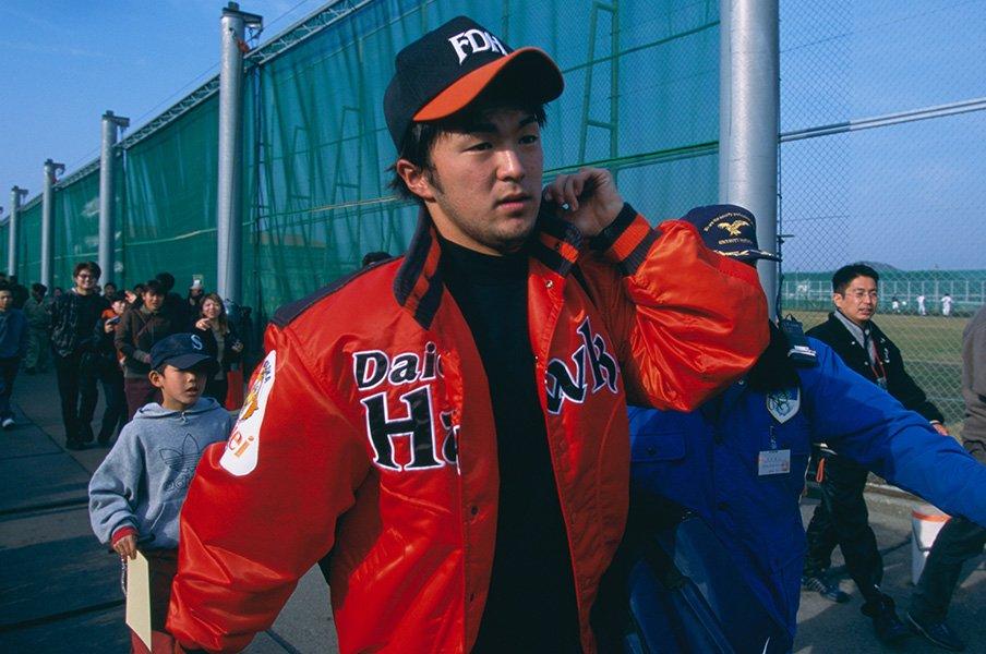 """寺原隼人が17年目のシーズンへ。直球に求めるのは速さより""""動き""""。<Number Web> photograph by Hideki Sugiyama"""