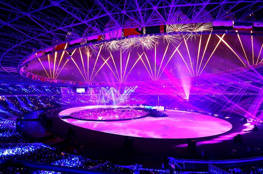 日本がアジア大会で得た「収穫」と「課題」。東京五輪のクライミング初メダリストは誰だ。<Number Web> photograph by AFLO