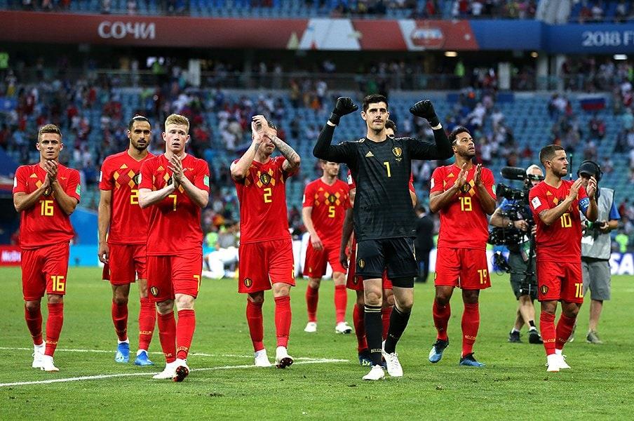 ベルギー黄金時代を築いた10年間。攻撃陣は世界トップ、つけいる隙は?<Number Web> photograph by Getty Images