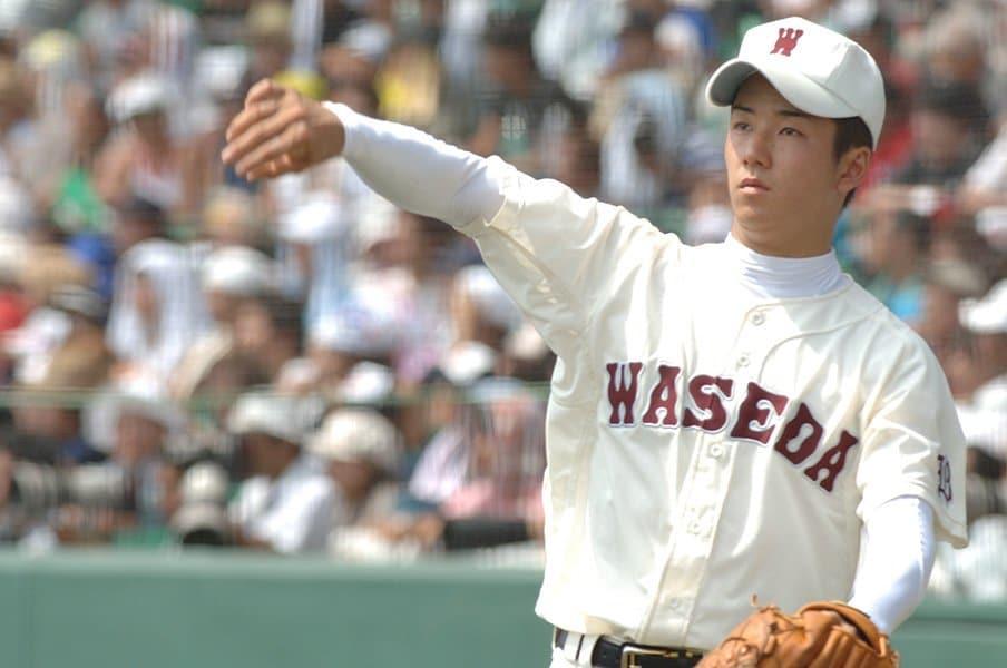 甲子園にも球数制限を設けるべき。斎藤佑樹、太田幸司の頃とは違う。<Number Web> photograph by Takashi Shimizu