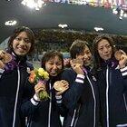 競泳女子、チームワークで得た銅メダル。~ロンドン五輪2012~