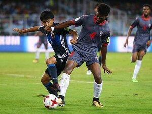 サッカーU-17W杯で最大の山場が!最強イングランドに日本は勝てるか?