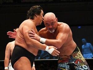 「生涯通じて伸びしろを埋めていく」復帰戦で見せた武藤敬司の笑顔。