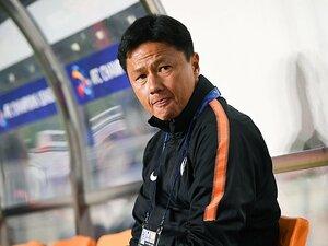 大岩剛監督が褒める鹿島の成長度。ACL決勝に進出し「非常に伸びた」。