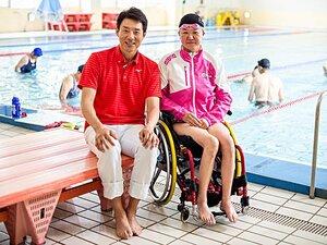 パラリンピックでメダル20個獲得!競泳・成田真由美の人生を修造が訊く。