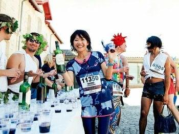 <Qちゃんお勧めのマラソン> 高橋尚子 「大切なことはすべて大会が教えてくれた」<Number Web> photograph by Tomoki Momozono