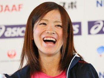 日本マラソン界の停滞感を打ち破る。前田彩里、走りも意識も急成長中。<Number Web> photograph by AFLO