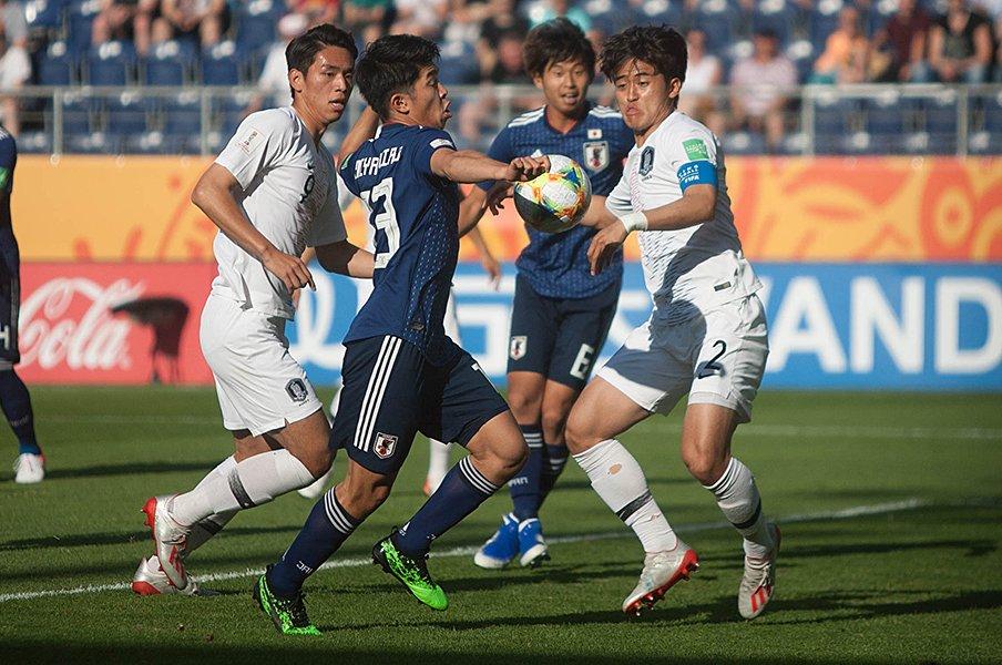 U-20W杯でスターになるはずだった男。宮代大聖、川崎での試練を経てA代表を。<Number Web> photograph by Getty Images