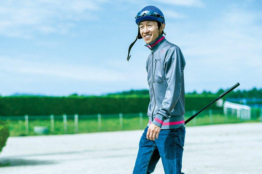 """「最初のジャパンカップを覚えている」武豊が語った""""世界と日本競馬""""。<Number Web> photograph by Takuya Sugiyama"""