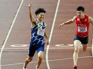 """多田修平25歳は高3まで「全国レベルで優勝できなかった」…日本選手権1位に急成長するまで""""不調だった3年間"""""""