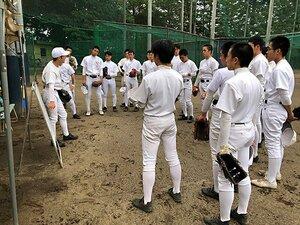"""〈春の県大会ベスト4〉""""東大合格23人""""水戸一高が1日練習2時間半で目指す甲子園「野球をやっているから勉強は疎かでいい、とは…」"""