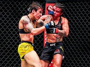 2年ぶりに開催のUFCで見た、世界の女子格闘技の迫力。~パワー不足でKO決着が少なかったのは昔の話~