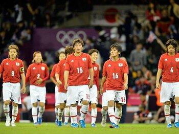 """なでしこ、メダルへの舞台は整った!""""2位狙い""""指令の是非を考える。<Number Web> photograph by Noriko Hayakusa/JMPA"""