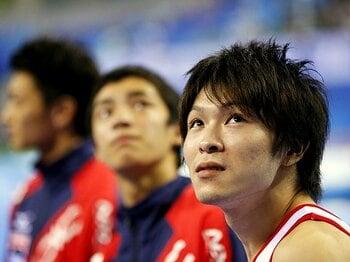 世界体操銀は、リオ五輪金への道筋。男子団体、中国との差は「場所」だけ。<Number Web> photograph by AFLO