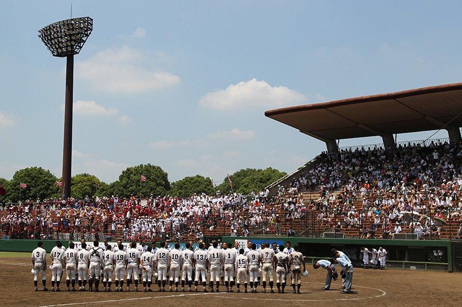 高校球児がテレビで野球を見ない?「他人の野球」に興味がない子供たち。<Number Web> photograph by Shigeki Yamamoto