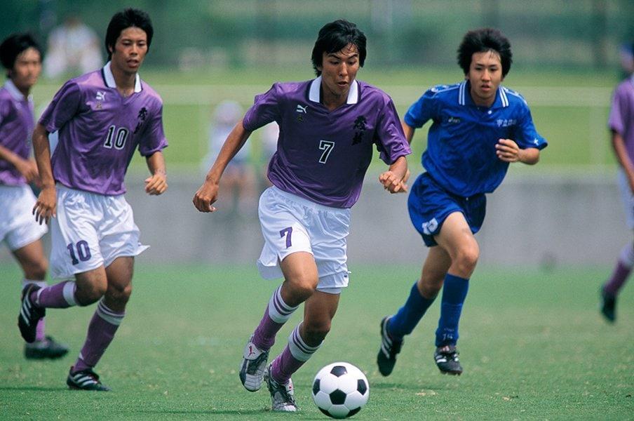 サッカー王国静岡、苦悩の20年史。長谷部誠や内田篤人を輩出の一方で。<Number Web> photograph by AFLO