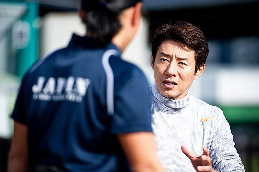 修造が訊く! パラカヌー日本代表の瀬立モニカはリオで障害を受け入れた。<Number Web> photograph by Yuki Suenaga