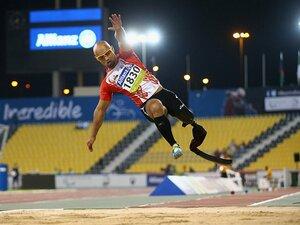 """パラ走り幅跳び""""世界最強""""山本篤。日本初メダリスト、探究心で頂点を。"""