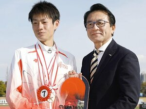 瀬古利彦が語るMGC成功の理由。長期的な練習、1億円、一発勝負。