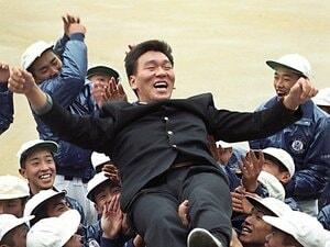 ドラフト直後、18歳の松井秀喜が校舎の非常階段で漏らした悲哀 「僕、行かなきゃいけませんかね?」