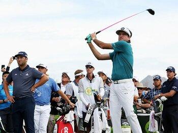 ゴルフは「曲げてでも、飛ばせ」?世界のトップ30を飛ばし屋が占拠。<Number Web> photograph by Yoichi Katsuragawa