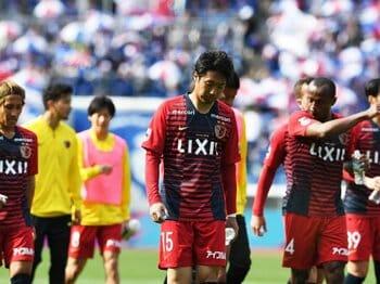 「強くていやらしい鹿島」はどこへ。内田篤人の不在が響く勝負勘の乱調。<Number Web> photograph by Getty Images