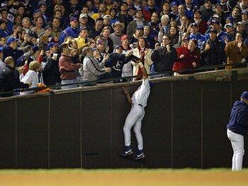 カブスの惨事と生贄の10年。~バートマン事件が変えた運命~<Number Web> photograph by Getty Images