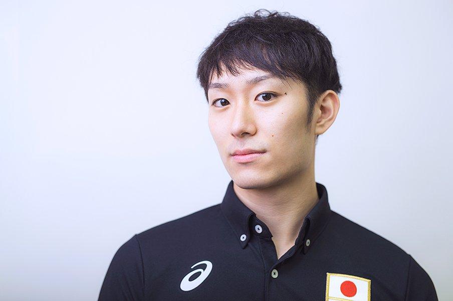 バレー柳田将洋は強気で気負わず。サッカー日本代表から学ぶ主将像。<Number Web> photograph by Kiichi Matsumoto