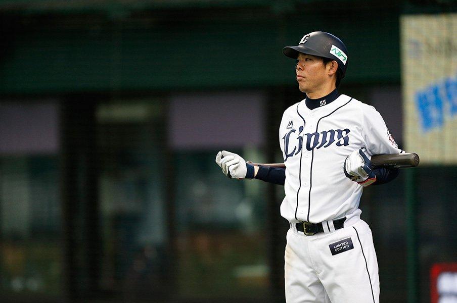 「秋山翔吾は絶対指名されますか?」2億円プレーヤー、ドラフトの思い出。<Number Web> photograph by Shigeki Yamamoto