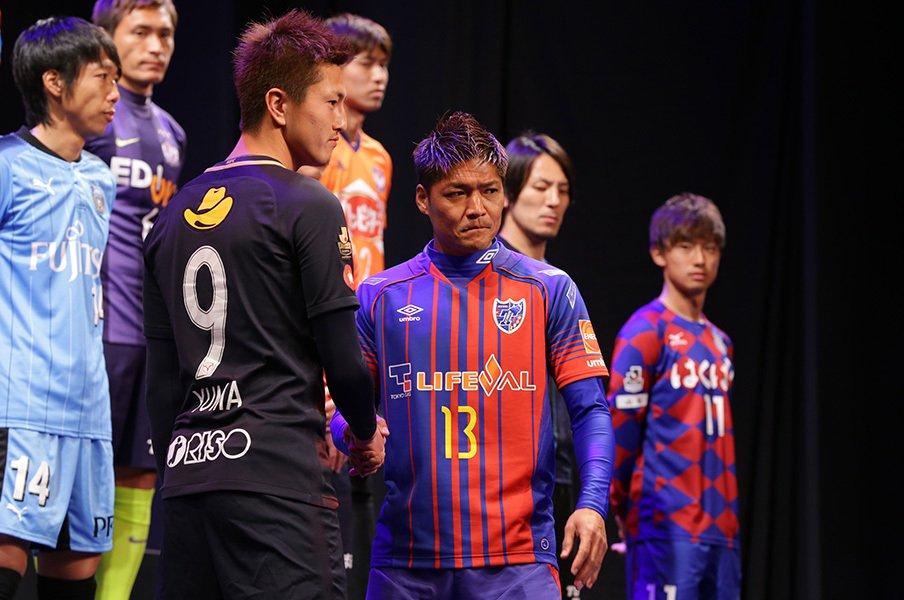 ヤンチャな勢いより、30代の経験。大久保はFC東京での初陣となる開幕戦で、その貫録を見せつける心づもりだ。