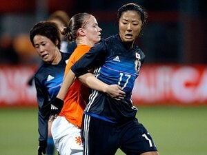 なでしこも油断できない五輪最終予選。アジアの女子サッカーはハイレベル!