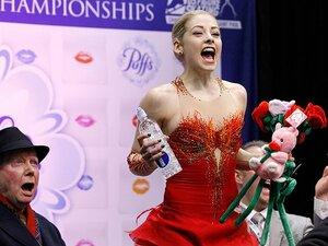 全米選手権で劇的な逆転女王に!華麗に復活したG・ゴールド。