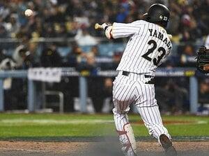 """日本人打者の天敵、動くボール。WBC後の命題は""""逆方向の引っ張り""""。"""
