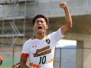 忘れられない2年前の悪夢…青森山田10番・松木玖生が静岡学園との再戦で誓ったこと「あんな思いは二度としたくない」