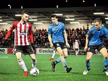 北アイルランドの古豪に世界が注目。英国で唯一のEU加盟のクラブに!?<Number Web> photograph by Kevin Morrison