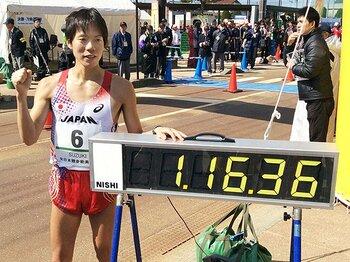 早くもリオ五輪の金メダルが見えた!?競歩世界新記録・鈴木雄介の可能性。<Number Web> photograph by Kyodo News