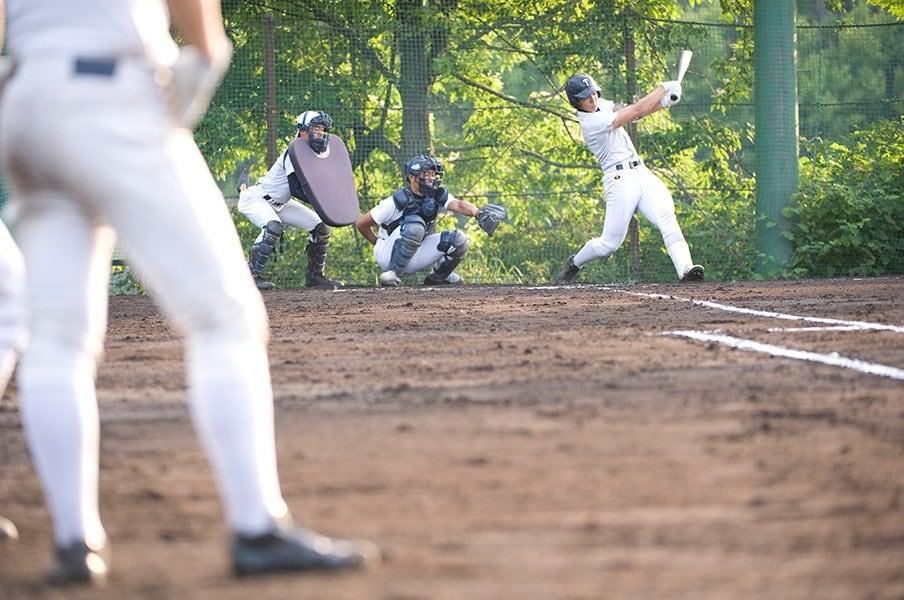 野球部の「上下関係」が現在変化中。命令と服従ではなく、敬意こそが絆。<Number Web> photograph by Miki Fukano