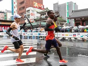 極寒の東京マラソンで2時間4分台。アフリカ勢が教えてくれた真の強さ。