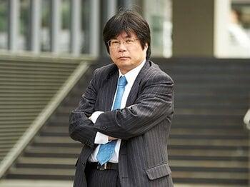 """「『流行っている感』が流行を生む」新日本プロレスを甦らせた""""門外漢""""。<Number Web> photograph by Tadashi Shirasawa"""