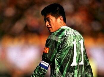 カズは日本サッカーの何を変えた?盟友が語るヴェルディ黄金時代。<Number Web> photograph by Naoya Sanuki