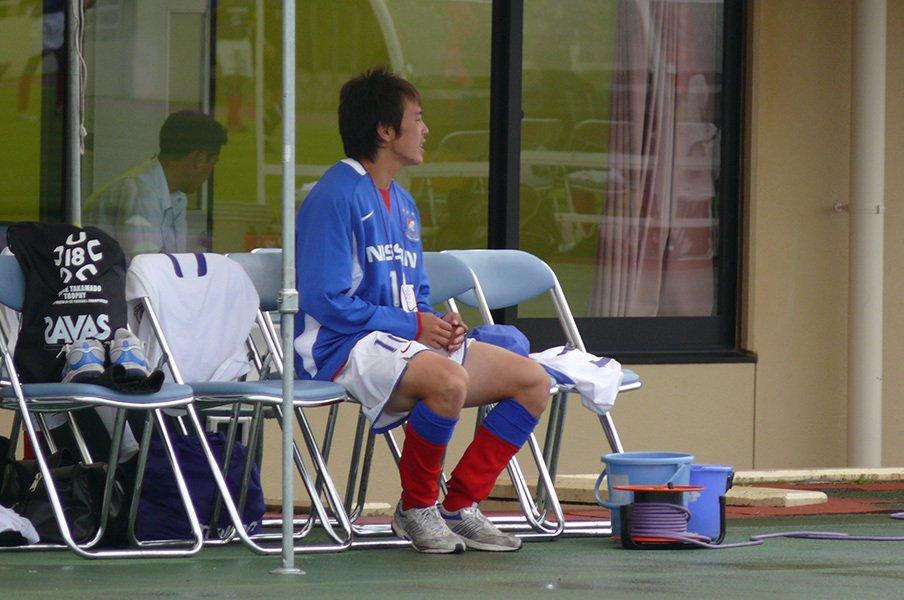 齋藤学のマリノス愛を見た9年前。ロシアW杯、海外移籍は諦めない。<Number Web> photograph by Takahito Ando