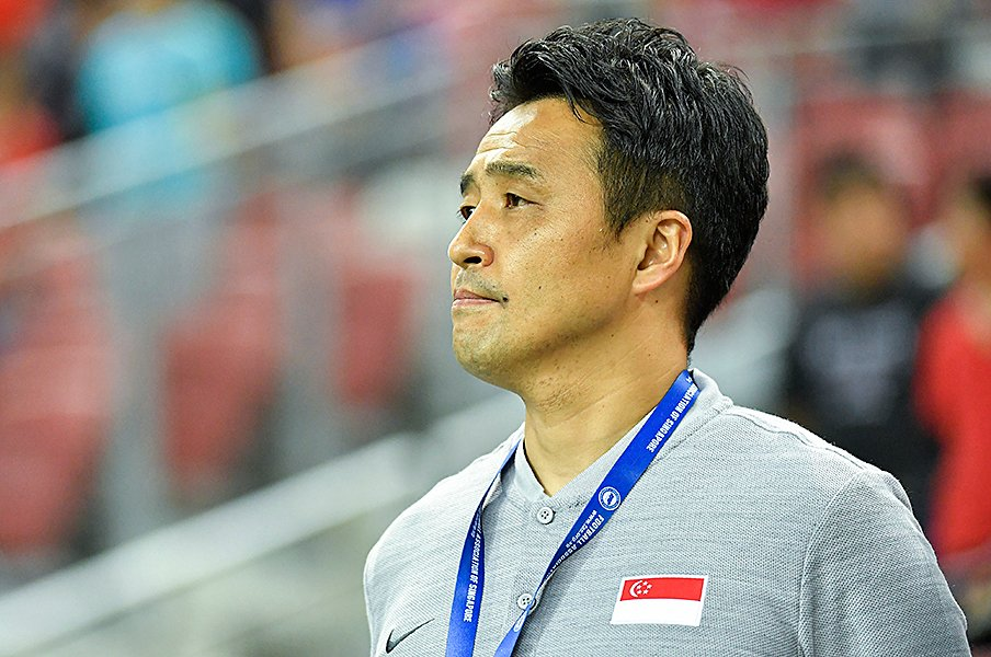 FIFAランク162位、W杯予選に挑戦!吉田達磨監督のシンガポール改革。<Number Web> photograph by Getty Images
