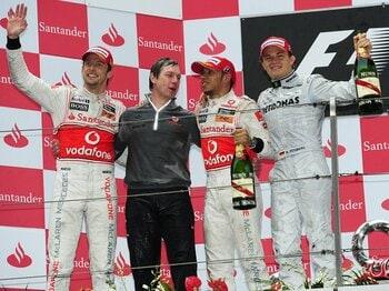 F1序盤の全4戦を徹底分析。マシンよりチーム戦略で差が出てる!?<Number Web> photograph by Hiroshi Kaneko