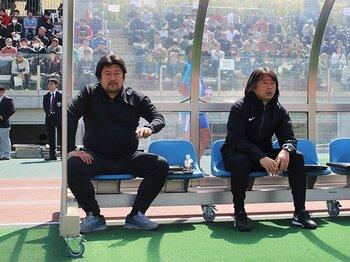全国の強豪集まる謎のサッカー大会?「船橋招待」支える市立船橋監督の志。<Number Web> photograph by Takahito Ando